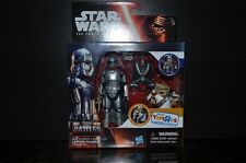 Star Wars The Force Awakens Exclusive TRU Epic Battles Captain Phasma 3.75 MIB