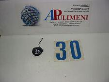735293799 TAPPO GANCIO TRAINO (STOPPER) PARAURTI ANTERIORE FIAT MULTIPLA