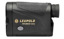 Leupold RX-2800 TBR/W OLED  Black/Gray Laser Rangefinder 171910