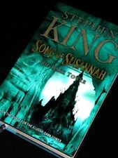 STEPHEN KING Song Of Susannah-The Dark Tower VI 2004 1st hb dw herbert koontz