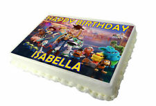 Toy Story 2 Birthday Cake Topper A4