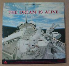 THE DREAM IS ALIVE (1985)  LASERDISC