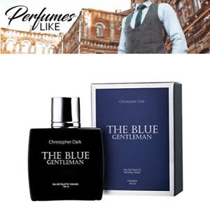 Christopher Dark THE BLUE Gentleman 100ml SALE!!