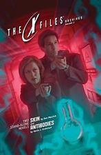 X-Files Archives Volume 2: Skin & Antibodies Mezrich, Ben, Anderson, Kevin J. P