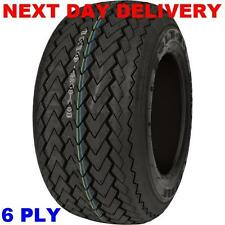 NEW COMBI CAMP EASY SPEED CAMPLET CLASSIC GOLF TRAILER TENT TYRE 16.5 X 6.50 X 8