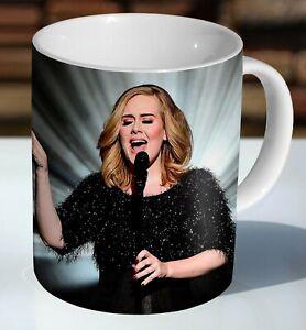 Adele Fantastic Lights Ceramic Coffee Mug - Cup