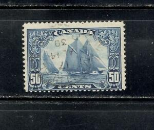 Canada, Bluenose No:158 , Used.... Value: $50..................... B1-JR24 -0011