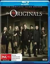 The Originals : Season 3 (Blu-ray, 2017, 5-Disc Set)