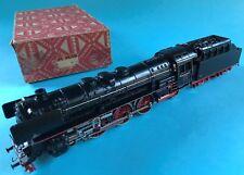 Märklin Guß Dampflokomotive F800 Dampflok Tender Spur 00/H0 Modell Eisenbahn ~52