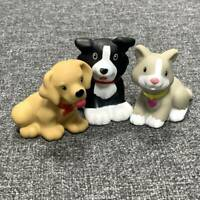 LOT 3 Fisher Price Little People Animal for ARK ZOO Pirate Eddie Dog puppy SDUK