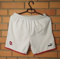 Switzerlands National Team Football Soccer Shorts Size Kids Puma