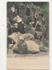 A Rocky Path At Waterval Boven South Africa U/B Postcard 970a