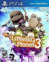 Little Big Planet 3 - PlayStation 4 VideoGames