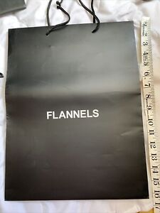 Flannels Carrier Bag