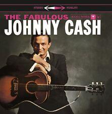JOHNNY CASH - THE FABULOUS  CD NEW+