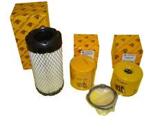 JCB 8014, 8015, 8016, 8017, 8018 Filter Kit Air, Oil, Fuel Perkins 103.10 Eng