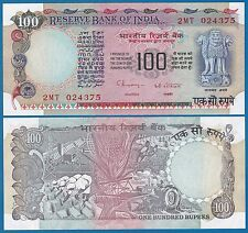 India 100 Rupees P 86 f ND (1979) UNC Sign 87 With Pin Holes Low Ship! (P-86f)