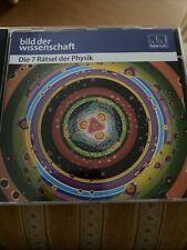 Die 7 Rätsel der Physik - Bild der Wissenschaft Audio CD ?
