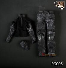 Fire Girl Toys 1/6 Female Action Figure Clothing Soldier Combat Uniform FG005