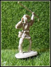 BARZSO PLAYSET 54mm-Pioneer Toy soldier Davey Crockett 1:32 match Marx BARZO