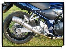 GP Style Exhaust Suzuki GSF Bandit 600/650/1200 S/N EX34
