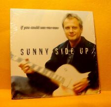 Cardsleeve Single CD SUNNY SIDE UP If You Could See Me Now 2TR 1998 SEALED Pop