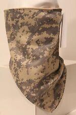 fierce face protection mask lined bandana digital grey camo  scarf