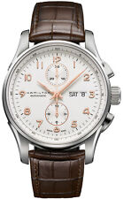 Hamilton H32766513 New Men's Jazzmaster Maestro Automatic Chronograph Swiss Made