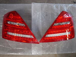 Mercedes-Benz Genuine TailLights,Light Pair S550 S63 S600 S400 S65 AMG NEW 10-13