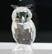 SWAROVSKI Figura GUFO CIVETTA 50mm n. 206138