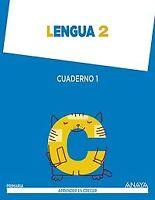 (15).CUAD.LENGUA 1-2ºPRIMARIA. NUEVO. Nacional URGENTE/Internac. económico. LIBR