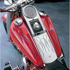 Drag Chrome Speedometer Speedo Dash Panel Cover Housing Kit Harley FX & EVO
