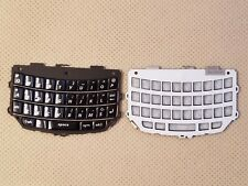 New Blackberry OEM Keypad Front Outer QWERTY Keyboard for TORCH 9800 9810  BLACK