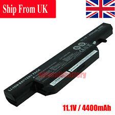 Laptop Battery W240BAT-6 6-87-W15ES-4V4 for CLEVO RM320 W251EU Zoostorm W251EL 6