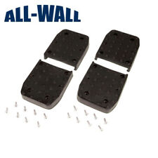 Stilt Foot/Sole Pads for Pentagon, GypTool, GoPlus - Non-Slip Replacement Shoes