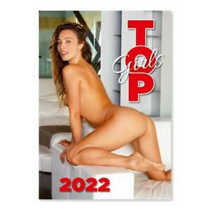 TOP GIRLS 2022 - BIG WALL CALENDAR CALENDER NEW!!!