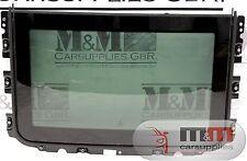 BMW F07 5er GT Glasdeckel hinten Glasdach Schiebedach 7237596 7228755