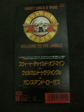 "Guns N' Roses ‎– Sweet Child O' Mine (1988) Geffen 3"" Japan Mini CD Single NEW"