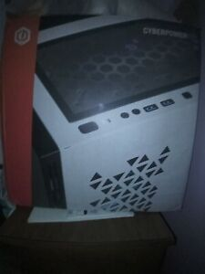 New 2021 CyberPower PC Battle Box Gaming Computer (See Description of All Parts)