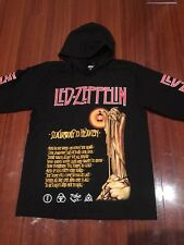Led-Zeppelin  - Printed Hoodie  New S, M, L,XL