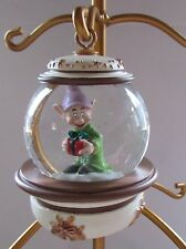 Disney Snow White & The Seven Dwarfs Dopey Snow-globe Ornament New No Packaging