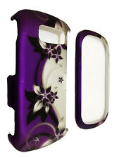 Design Protector Faceplate Hard Cover Case for LG Octane VN530 Phone