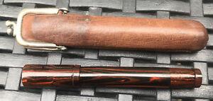 waterman plume or 18 K Ideal  ancien stylo 1903 a identifier Voyage