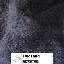IKEA Tylösand Bezug für die Recamiere links in Everöd schwarz 301.529.35