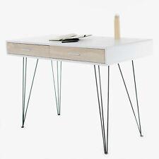 """Schreibtisch """"Stockholm""""  im Skandinavischen-Stil mit Schubladen *statt 119€"""
