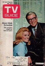 1969 TV Guide November 15 - Dan Dailey; Petula Clark; Arte Johnson; Lady Be Good