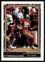 1992 Topps GOLD #665Jerry Rice HOF NM-MT San Francisco 49ers