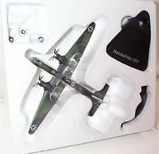 Heinkel He. 177 WW11 aircraft Atlas editions 1-144 scale