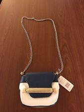 NWT IVANKA TRUMP Jessica  ITR136 simulated Leather Cross Body Handbag/Purse
