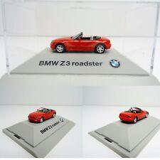 Herpa 1/87 bmw z3 la nueva bmw z3 roadster rojo OVP c3084